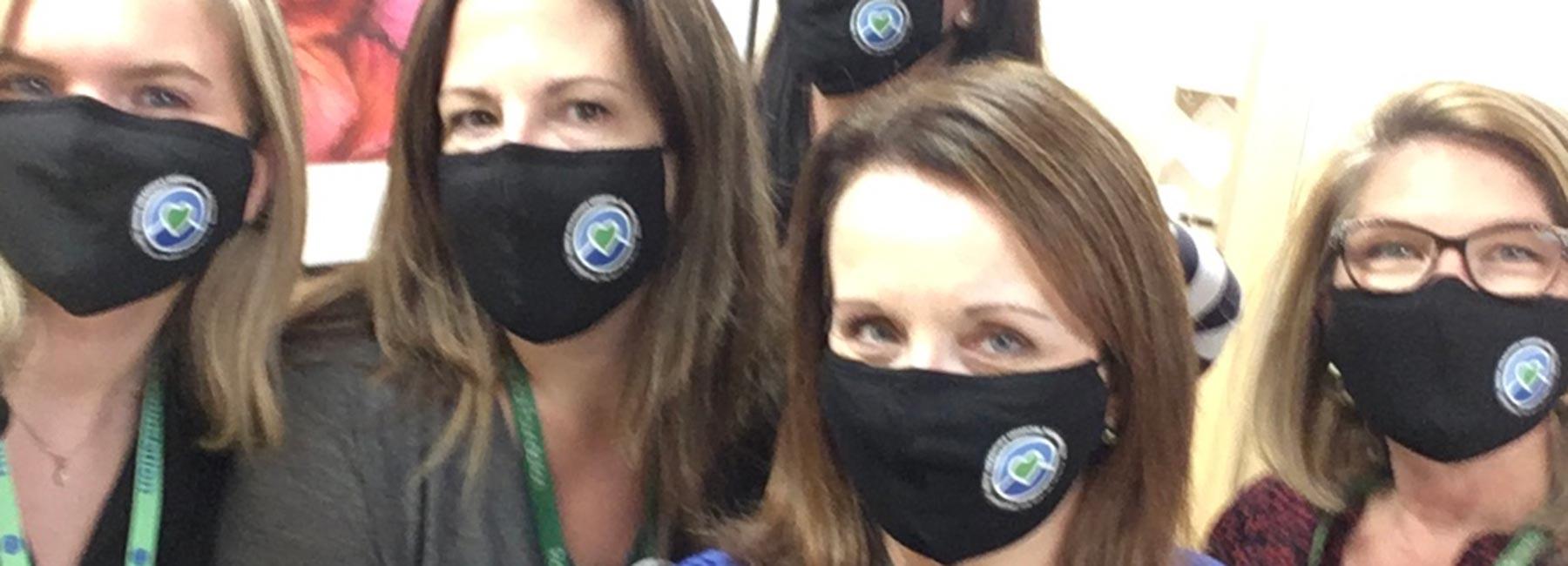 Foundation Masks Have Arrived