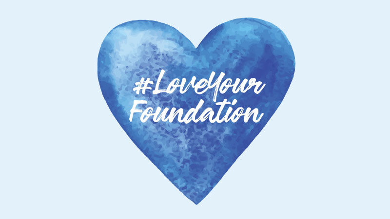 rmh love your foundation lp